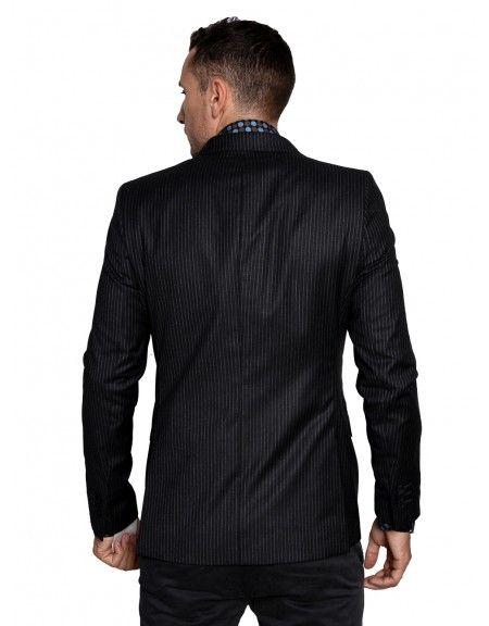 Papilio Garamas suit jacket PS-500/25 anthracite-grey