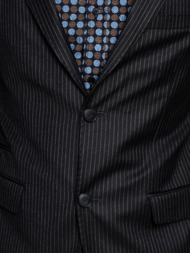 Papilio Garamas suit jacket PS-500/25 anthracite-grey