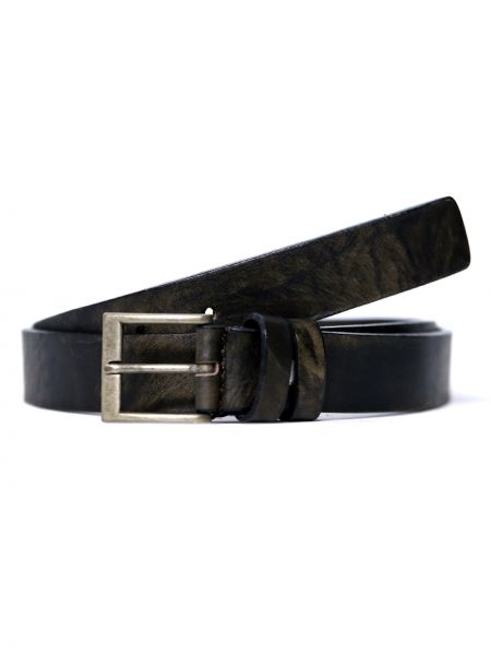 GAD ACCESSORIES leather belt B267/1 olive
