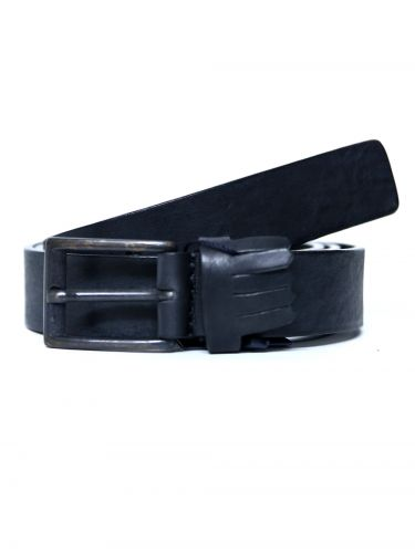 GAD ACCESSORIES leather belt B261/1/30 black