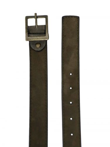 GAD ACCESSORIES leather belt B278/1 beige