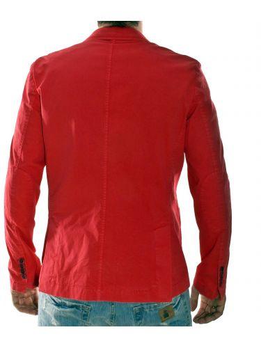 Yoshakira σακάκι CILE κόκκινο