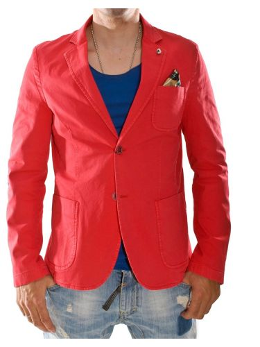 Yoshakira  Suit jacket CILE red
