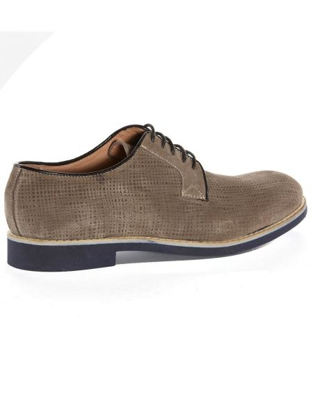 Philippe Lang καστόρινα παπούτσια 1952/YUTA/U17 γκρι