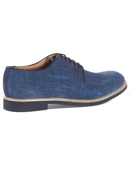 Philippe Lang καστόρινα παπούτσια 1952/YUTA/U17 μπλε