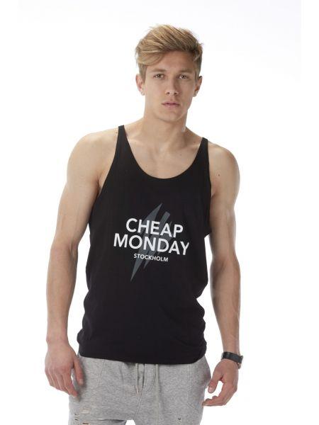 CHEAP MONDAY ραντάκι 0401456-200 μαύρο