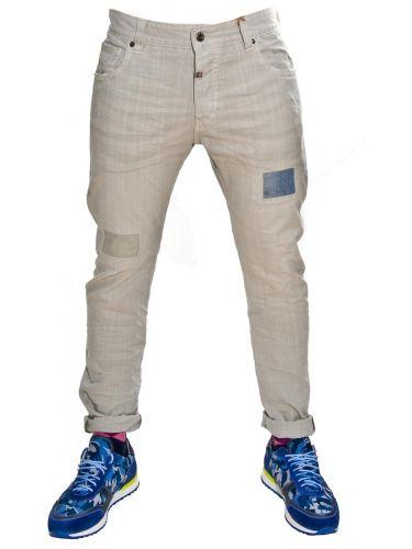 SEVEN DENIM παντελόνι GROVER-KDB γκρί
