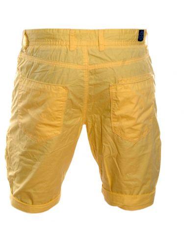 Frankie Garage βερμούδα CT24146 κίτρινο