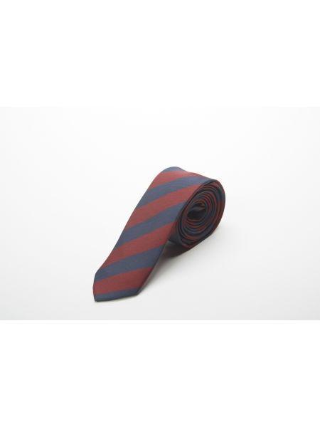 GAD ACCESSORIES γραβάτα PLTIEX17-28 μπορντό
