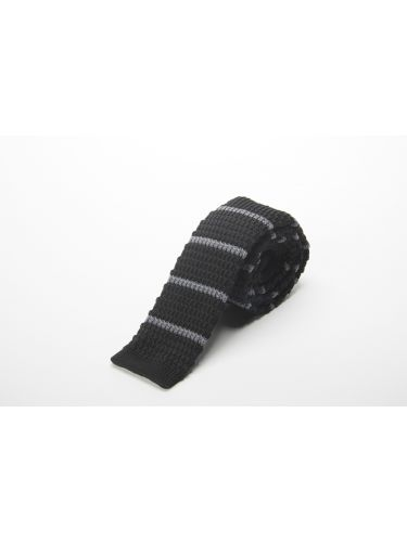 GAD ACCESSORIES tie PLTIEX17-10 black-grey
