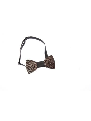 GAD ACCESSORIES bowtie PLBOWTIEX17-07 dark brown