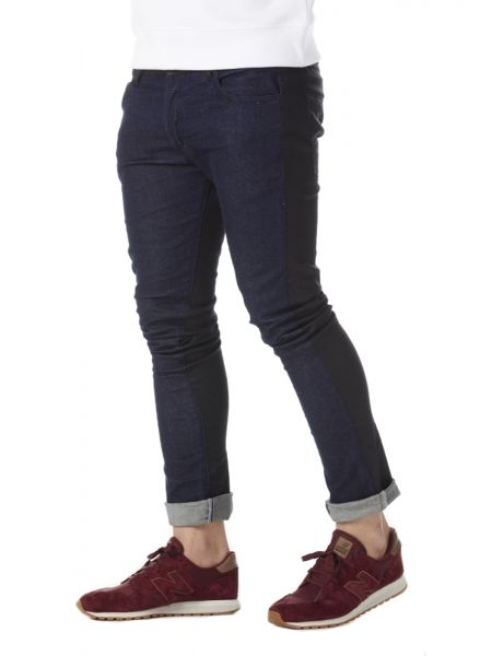 Seven Denim black-blue jean pants Lewis