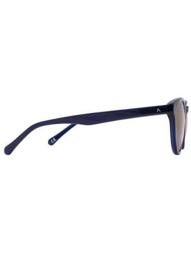 WEAREEYES γυαλιά ηλίου GRAVITY BLUE μπλε σκελετό-καφέ φακό