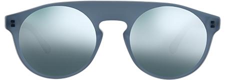 WEAREEYES γυαλιά ηλίου ATOM GREY γκρι σκελετό-γκρι καθρέφτη φακό -  CENTROstile.gr 208696ea031