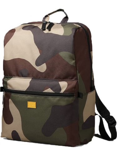 G-STAR RAW backpack D09384.A038 ESTAN BACKPACK LIGHT χακί παραλλαγής