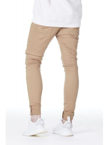 PROJECT X PARIS five pocket trouser 88180032 beige