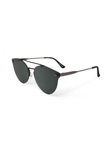 WEAREEYES γυαλιά ηλίου SHARP ανθρακί σκελετό- μαύρο καθρέφτη φακό