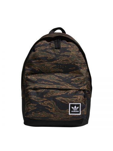 ADIDAS backpack AOP BACKPACK DH2571 μαύρη