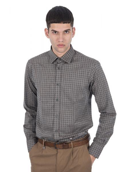 PAPILIO GARAMAS πουκάμισο PG-600/2638 γκρί