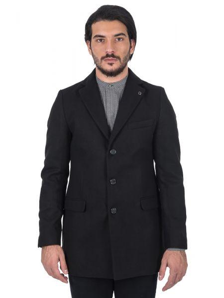 BESILENT MAN coat BSCT0040 black