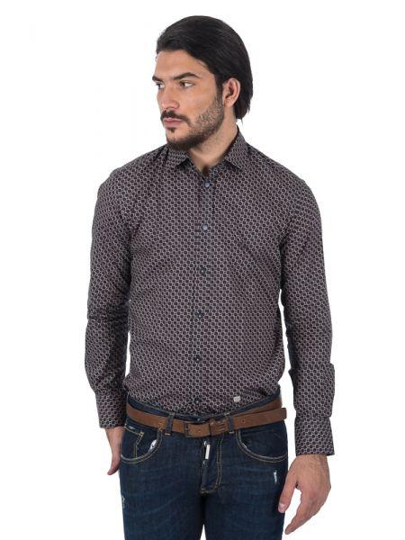 PAPILIO GARAMAS πουκάμισο PG-600/2623 μπλέ