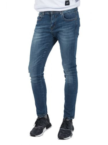GIANNI LUPO jean GL589Y μπλέ