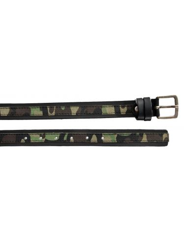 Gad belt S476/1 green military