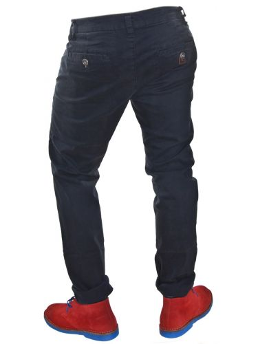 Trez chino pants M31472 blue