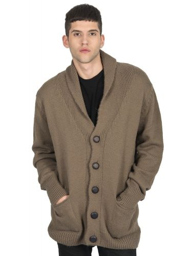 THE PROJECT cardigan H1KN351MW brown