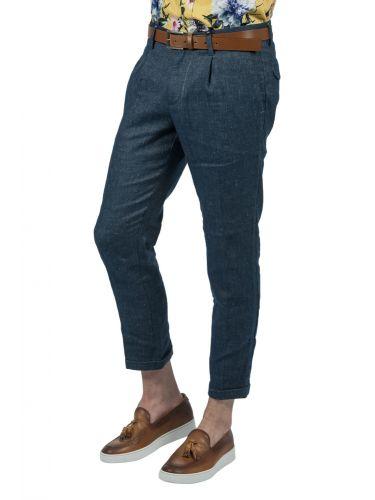 XAGON MAN chino παντελόνι P9500B μπλε