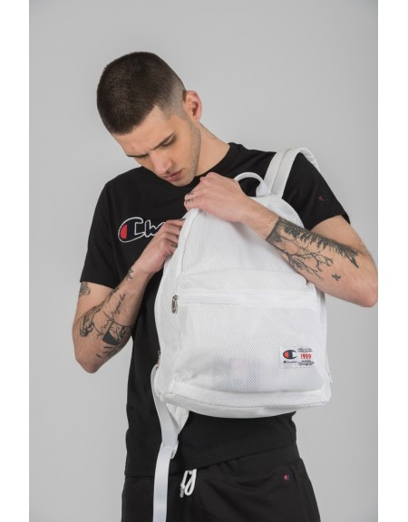 CHAMPION τσάντα 804534 λευκή