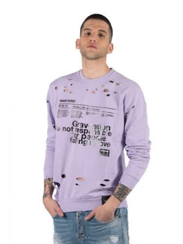 OUTCOME sweater TM30013 purple