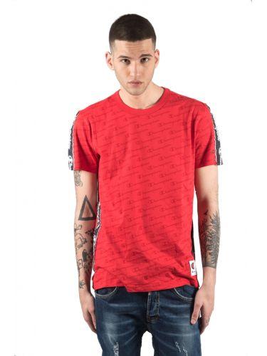 CHAMPION t-shirt 212807 κόκκινο