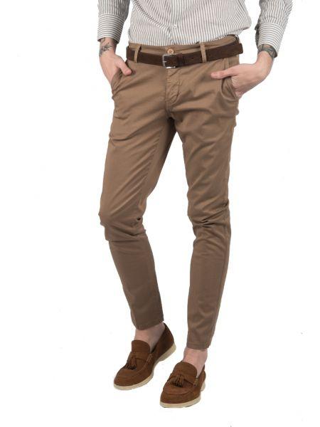 BESILENT MAN chino παντελόνι BSPA0232 μπεζ