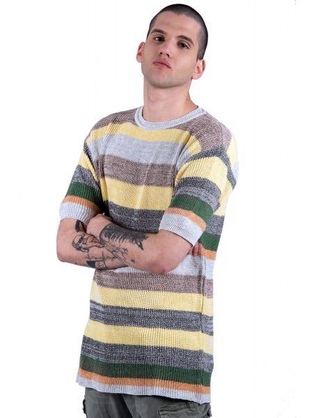 I AM BRIAN t-shirt MA80/905 πολύχρωμο