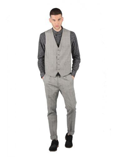 GUARDAROBA vest PGL-117/01 grey