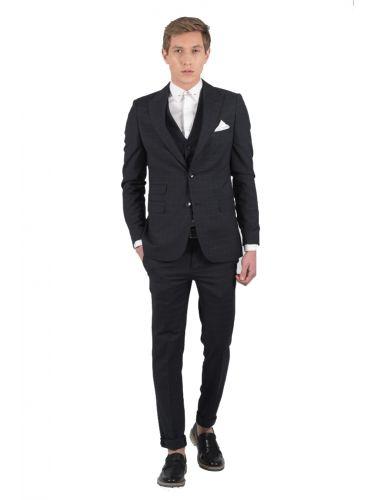 GUARDAROBA κοστούμι KOUSK19-13 blue-black