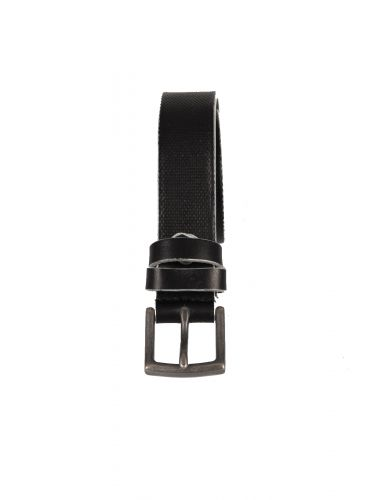 GAD ACCESSORIES leather belt B620/30/1 black