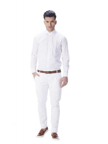 PAPILIO GARAMAS chino trouser PP-195000/16 white