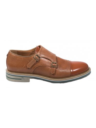 BRIMARTS leather shoes 313790PN brown