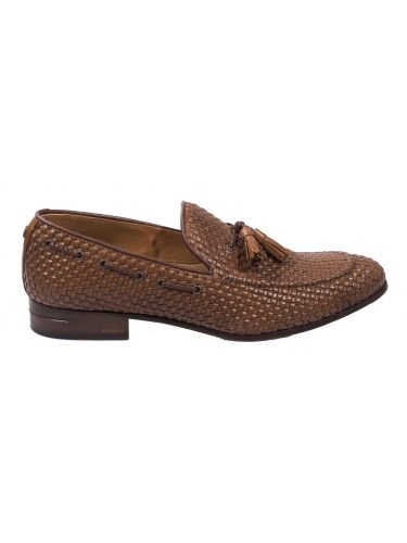 BRIMARTS leather slip-on 315090PN brown