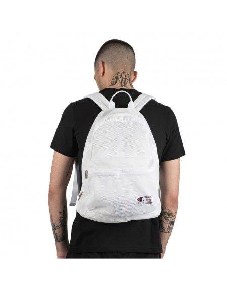 CHAMPION τσάντα 804534-WW001 λευκή
