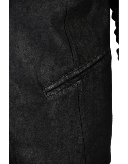LA HAINE blazer 3B BROWN black