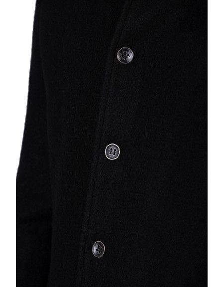 LA HAINE coat 3B RADICAL black