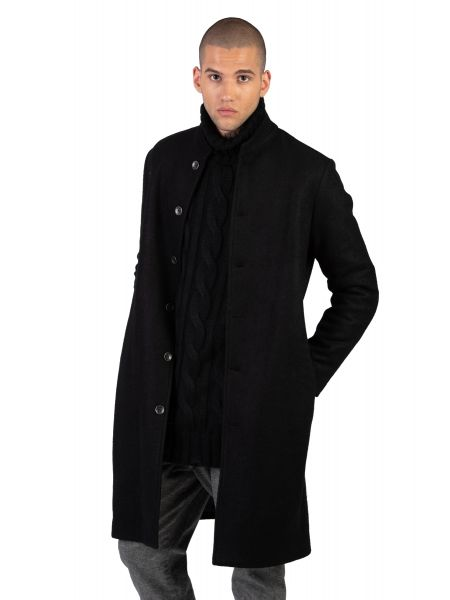 LA HAINE coat 3B RADICAL black
