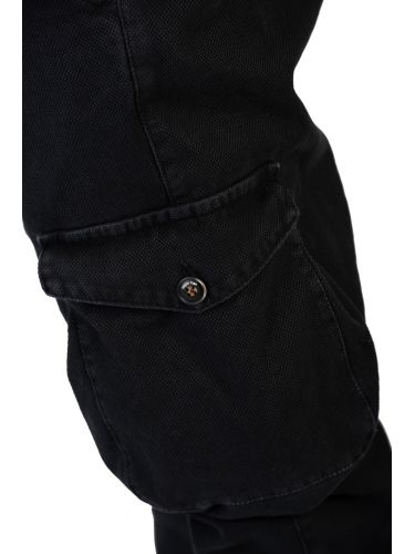 XAGON MAN cargo trouser CR7203 black