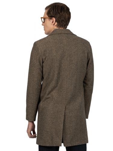 BESILENT MAN coat BSCT0045 grey