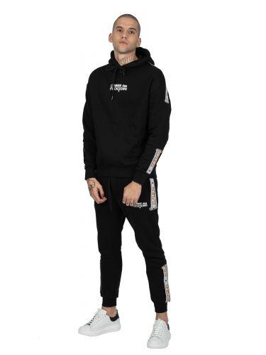 COMME DES FUCKDOWN sweater CDFU607 black