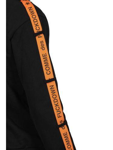COMME DES FUCKDOWN sweater CDFU415 black