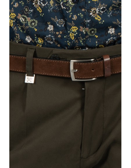 GUARDAROBA chino παντελόνι PPP-110/03 χακί